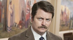 Parks, Recreation, and…Mustaches?