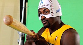 Ron Artest: From Ballin' to Bawlin (from Laughter)