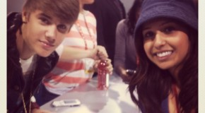 Impossible to Meet Bieber?…Never Say Never.