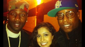 Being in a Rap Video…WITHOUT Being a Whore: Thank you DeStorm & Talib Kweli