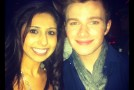 Gleeking out about Hometown Love with Chris Colfer