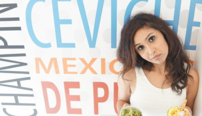 Samia Khan Photo - Ceviche Choice Khanflicted